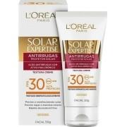 LOREAL SOLAR EXPERTISE ANTIRRUGAS FPS 30