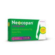 Neocopan Composto 10+250mg 20  Comprimidos