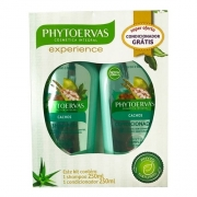 Phytoervas kit sh cond cachos 250ml