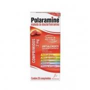 POLARAMINE 2MG 20CP