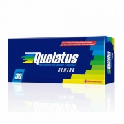 Quelatus Senior c/30CP