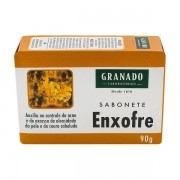 SABONETE GRANADO ENXOFRE 90GR
