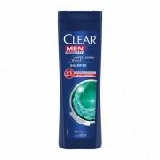 Shampoo Anticaspa Clear Men Limpeza Diaria 2 em 1 - 400ml