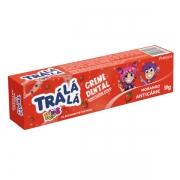 TRALALA CR DENTAL MORANGO 50GR
