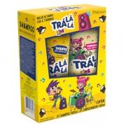 TRALALA SH COND 480/250ML SEM EMBARACO