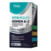 VITAMEDLEY HOMEM A-Z 60 CAPS