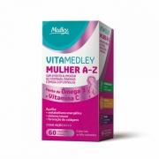 VITAMEDLEY MULHER A-Z 60CAPS