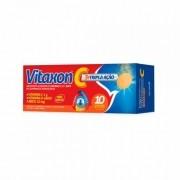 VITAXON C TRIPLA ACAO 10CP EFERVESCENTES
