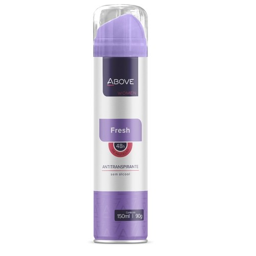 Above Desodorante Women Fresh 150ml