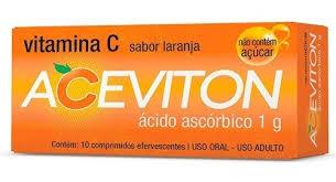 ACEVITON IMUNIDADE 10 CPR EFERVECENTES CIMED