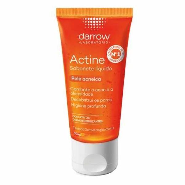 Actine Control Sabonete Líquido 60ml Darrow
