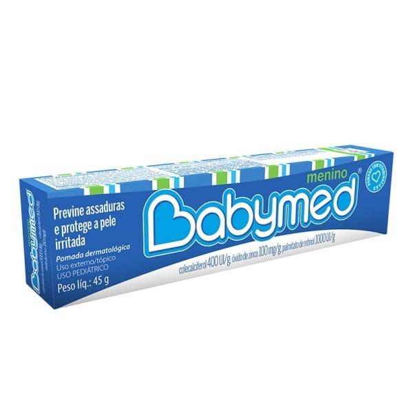 BABYMED POMADA 45GR