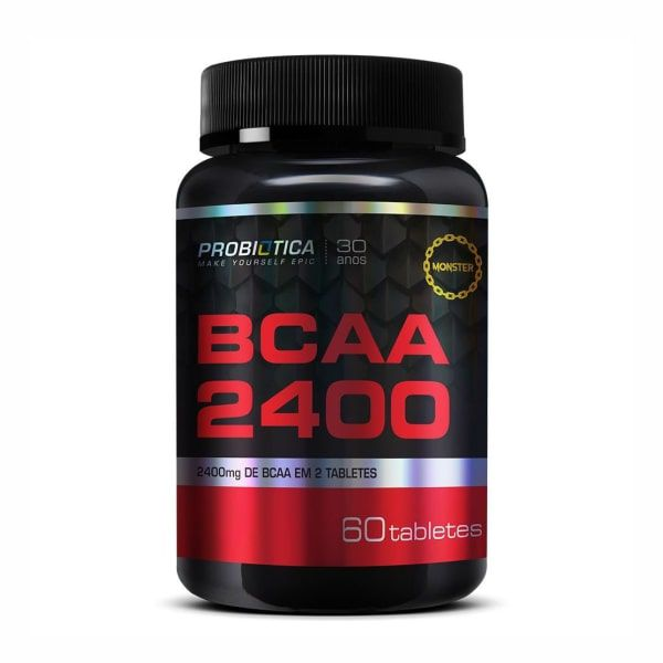 BCAA 2400 POTE C/60 TABLETS