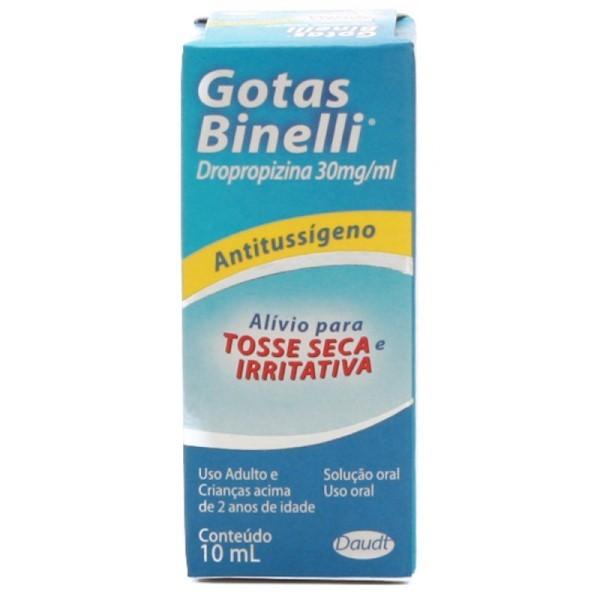 BINELLI GOTAS 10 ML