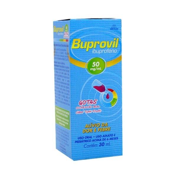 BUPROVIL GOTAS 30ML VAL: 02/2021