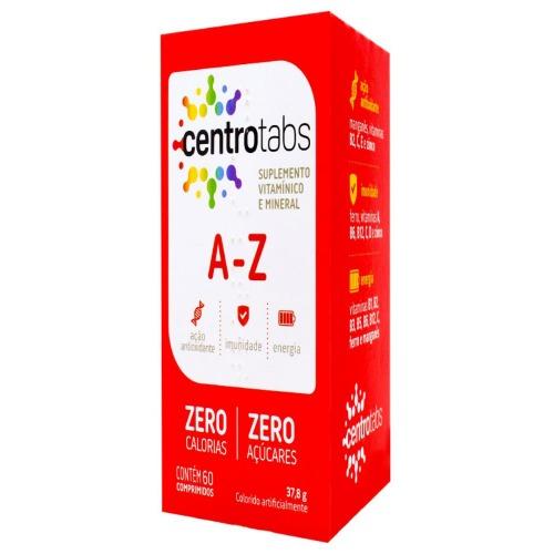 CENTROTABS A-Z C/60CPS