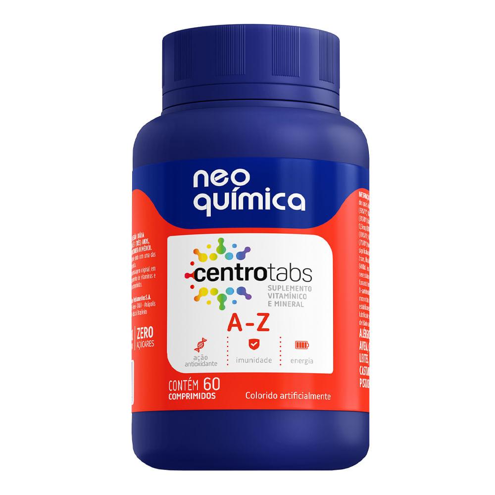Centrotabs A-Z com 60 Comprimidoss