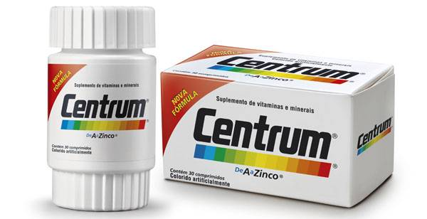 Centrum 30 Comprimidos