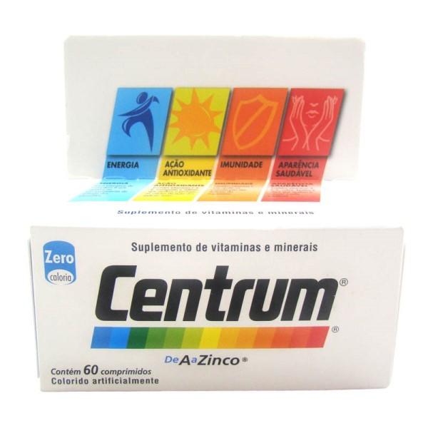 CENTRUM 60COMPRIMIDOS