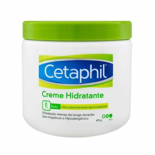CETAPHIL CREME HIDRATANTE 453 GRAMAS