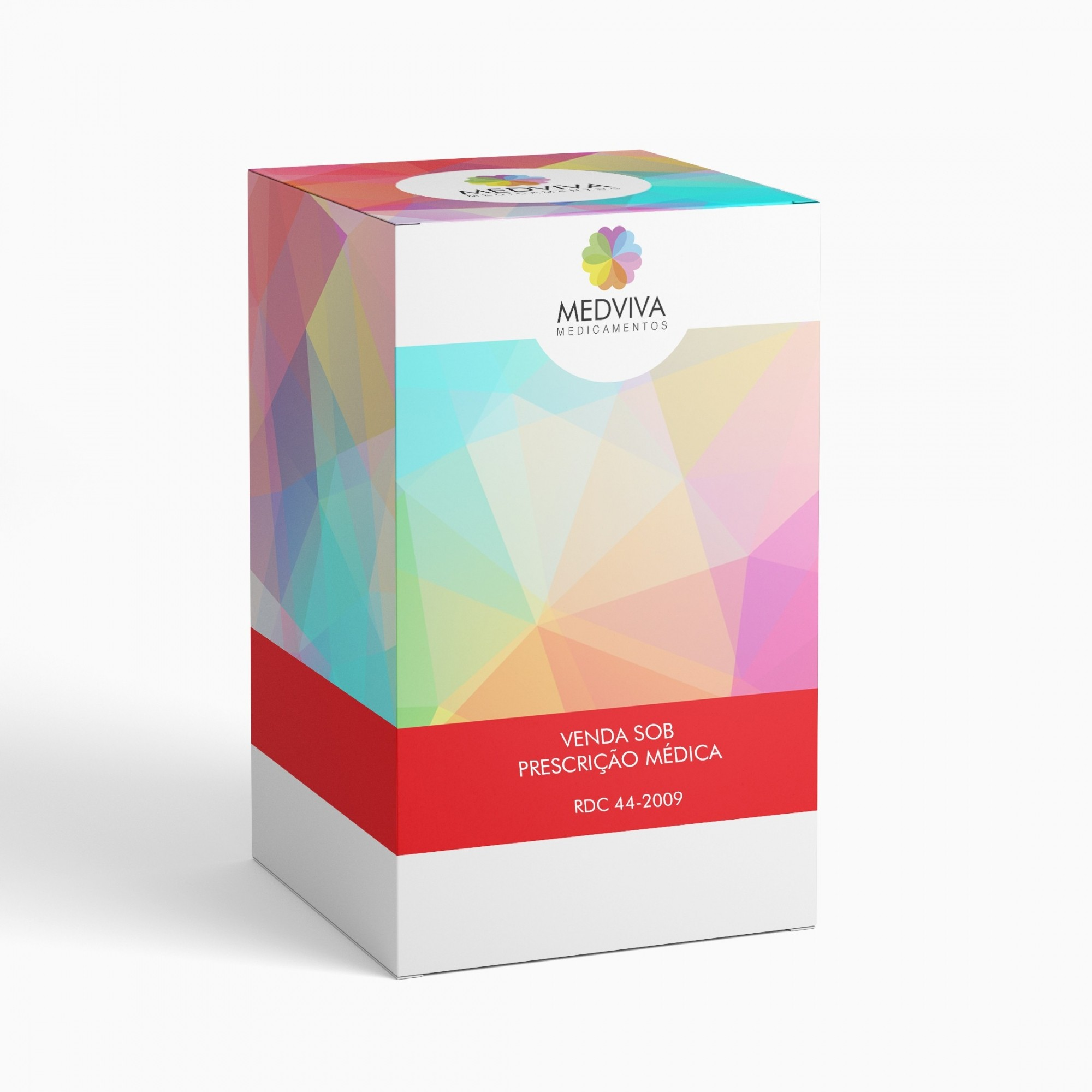 Cloridrato De Metformina 500 mg 30 Comprimidos Merck