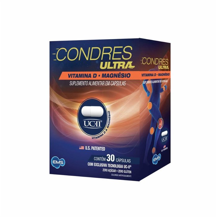 Condres Ultra  Colágeno 60 Cápsulas