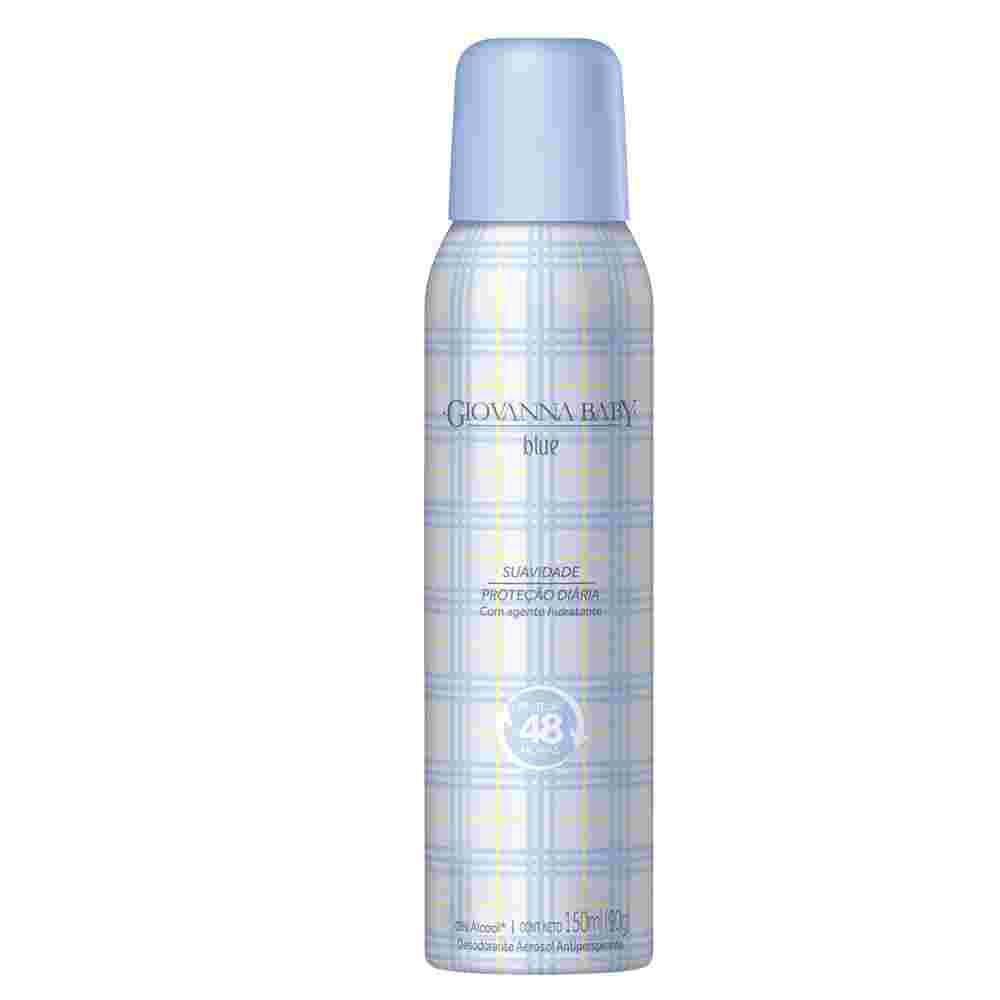 Giovanna Baby Desodorante Aero Blue