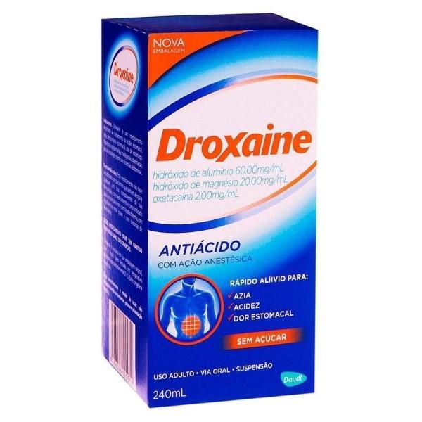 DROXAINE FRASCO 24MLl - DAUDT