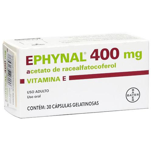 EPHYNAL 400MG 30COMPRIMIDOS