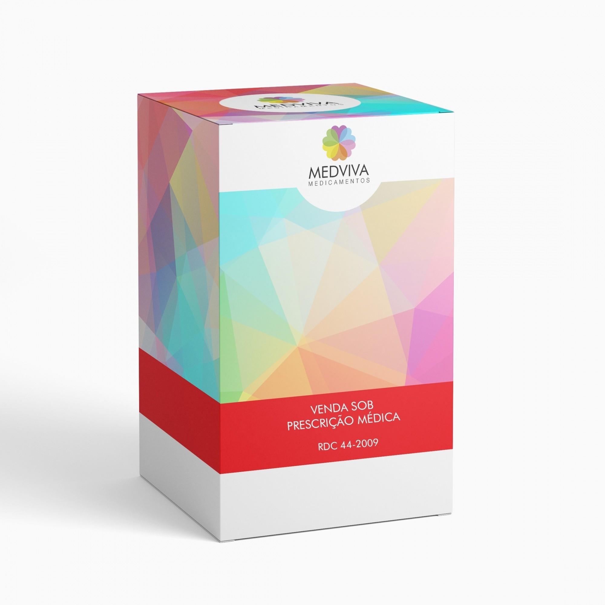 Esomeprazol Magnésio 20mg  14 Comprimidos EMS