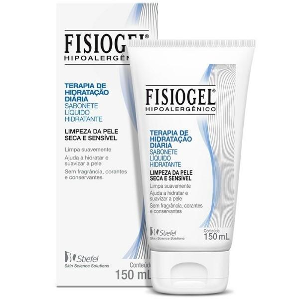 Fisiogel Sabonete Líquido 150 ml