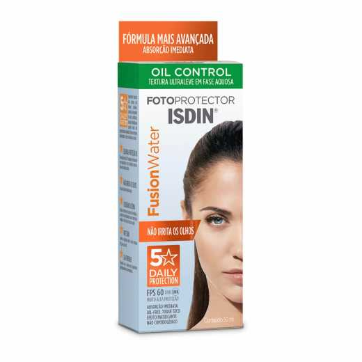 ISDIN FUSION WATER FPS60 50ML