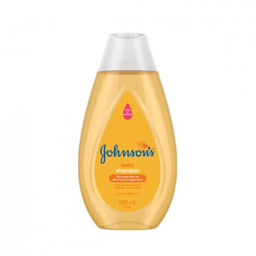Johnsons Shampoo Baby 200ml