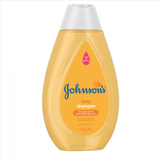 Johnsons Shampoo Baby 400ml