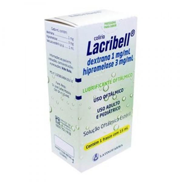 LACRIBELL COLIRIO 15ML