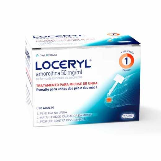 Loceryl Esmalte 2,5ml