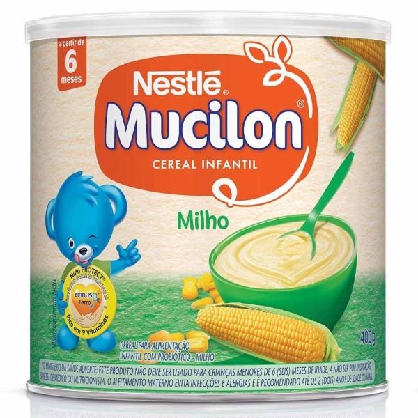 MUCILON MILHO 400GR