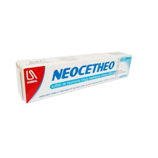 NEOCETHEO POMADA 10G