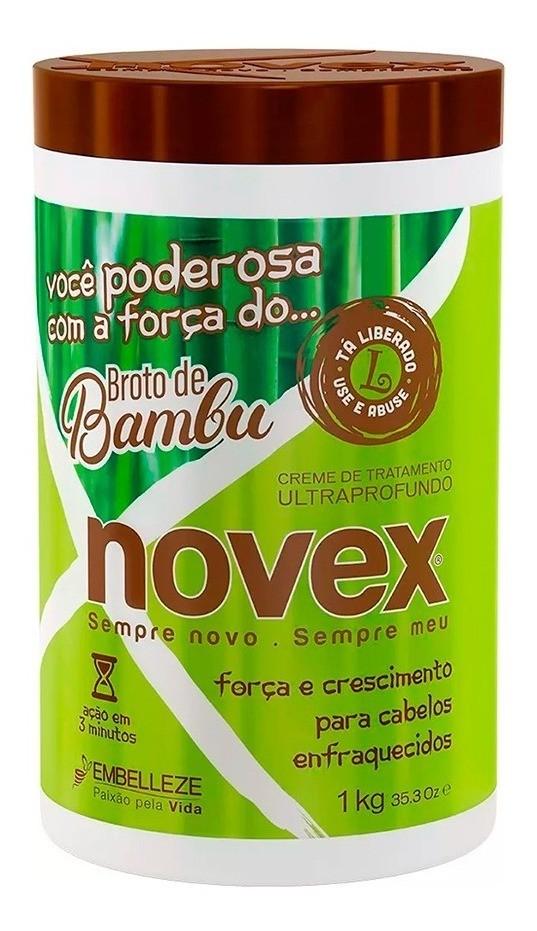 NOVEX BROTO DE BAMBU 1KG