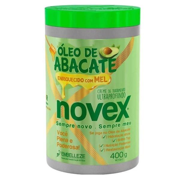 Novex Creme Tratamento Óleo De Abacate 1kg