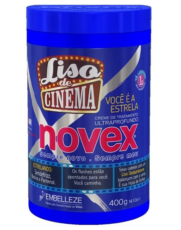 Novex Liso De Cinema 400gr