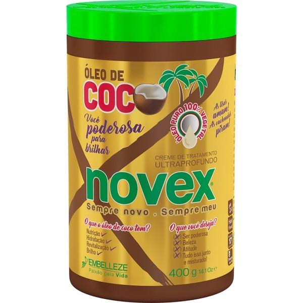 NOVEX OLEO DE COCO 1KG