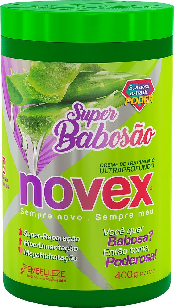 NOVEX SUPER BABOSAO 400GR