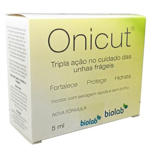ONICUT 5ML FORTALECEDOR DE UNHA