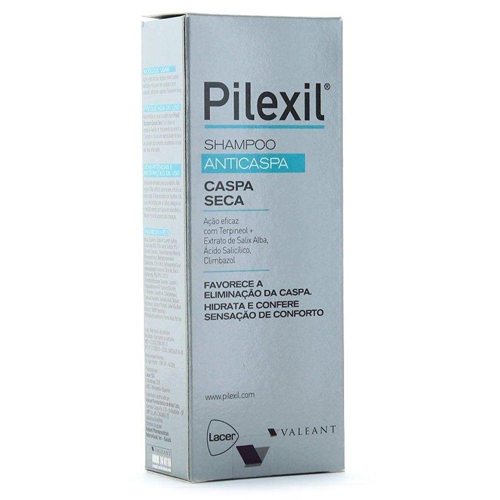 Pilexil Shampoo Anticaspa Seca 150ml