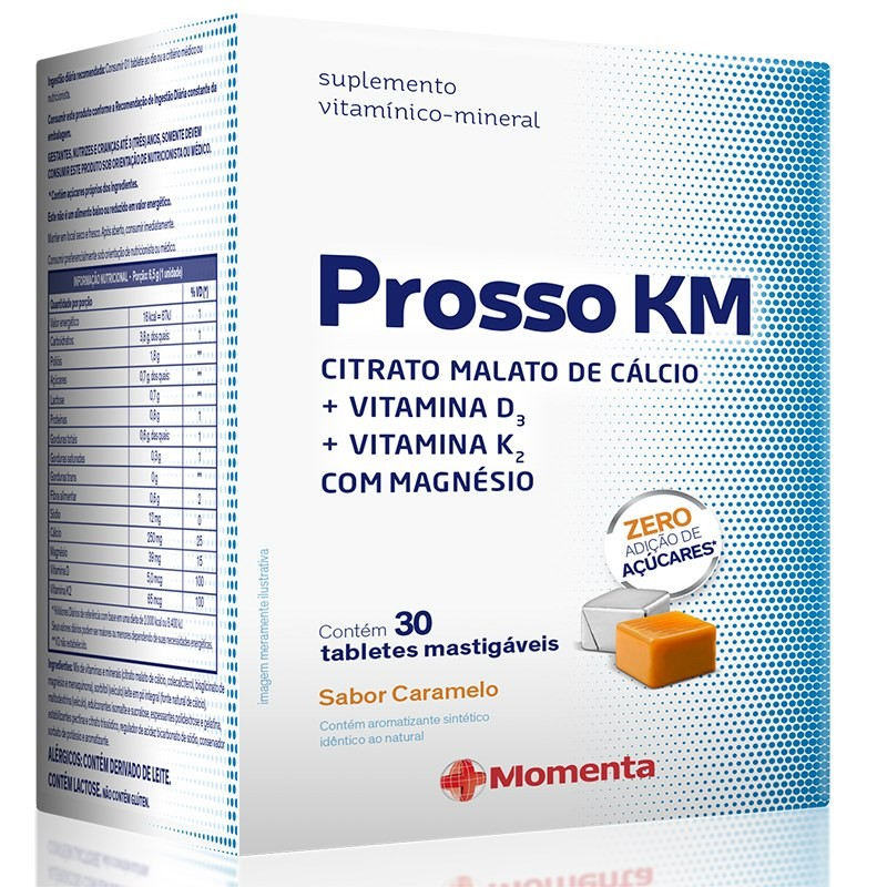 PROSSO KM 30 TABLETES