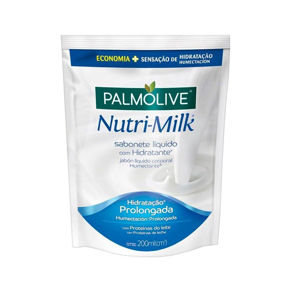 SABONETE PALMOLIVE NUTRIMILK REFIL 200ML
