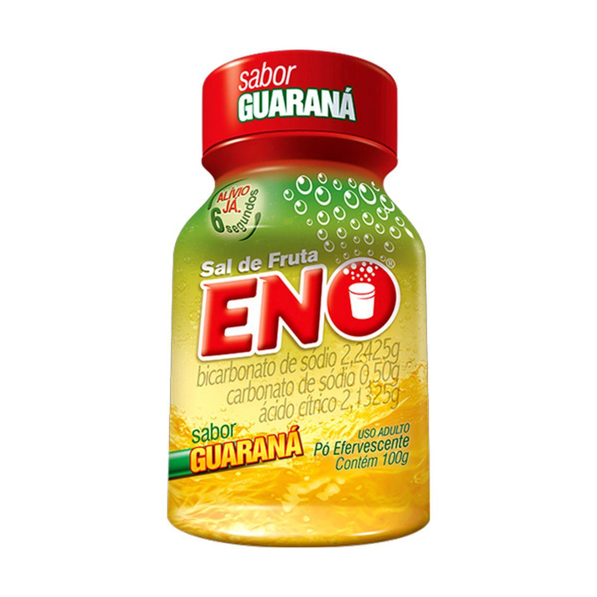 SAL DE FRUTA ENO GUARANA 100G