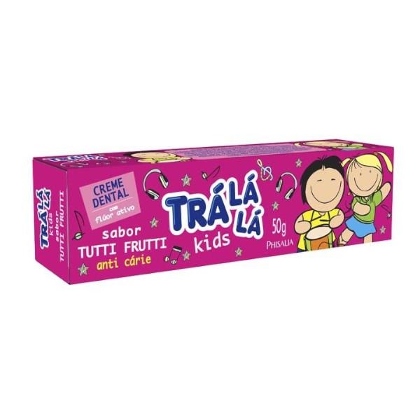 TRALALA CREME DENTAL TUTTI FRUTTI 50GR