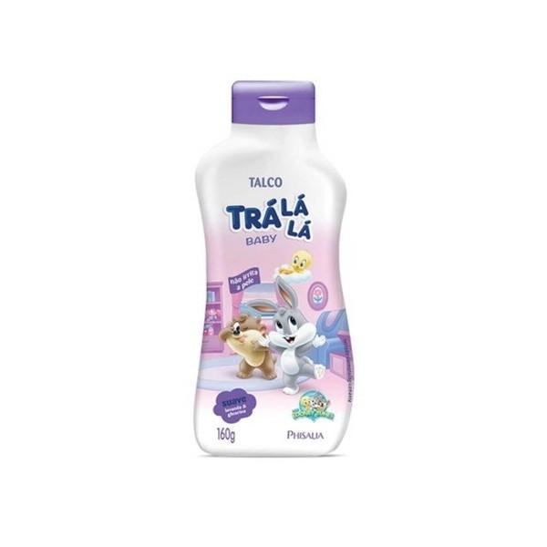TRALALA TALCO BABY SUAVE 160GR